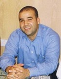 Abbe saegh male from Bahrain