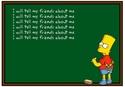 See profile of Bart Simpson