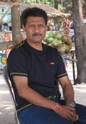 samar male from India