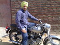 AMRINDER male from India