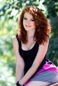 Redhead_Olga female from Ukraine
