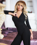 Blond_rose_Kate female from Ukraine