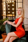 BlondyElis female from Ukraine