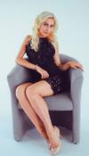 Ksenia female from Ukraine