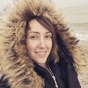 Kristiniya female from Ukraine
