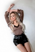 Yuliia female from Ukraine
